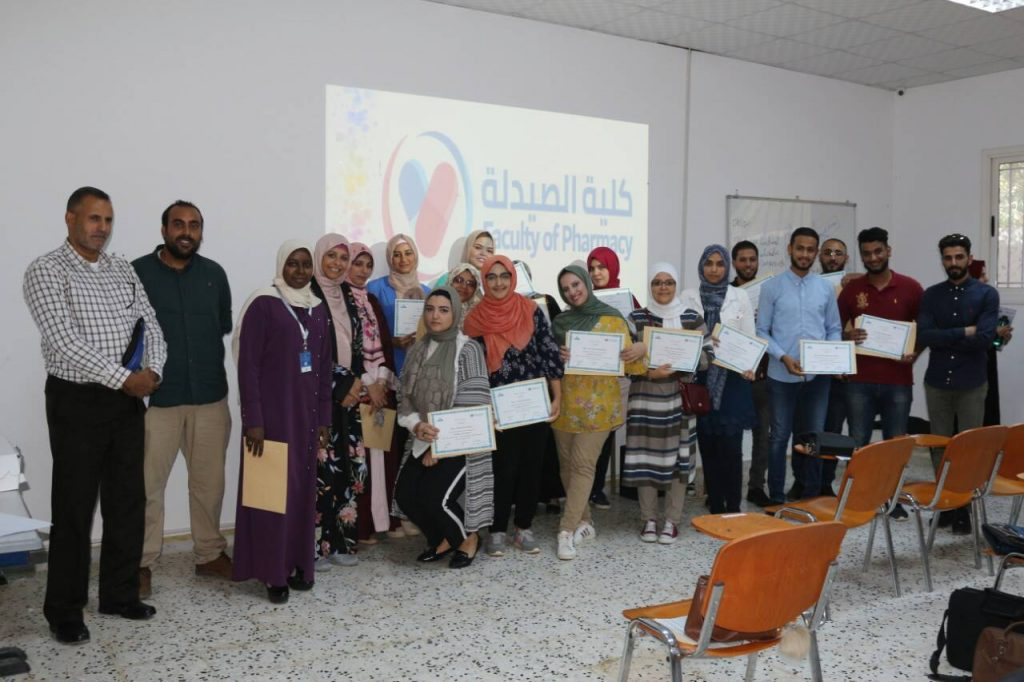 Pharmacy faculty holds its annual training course for educational supervisors