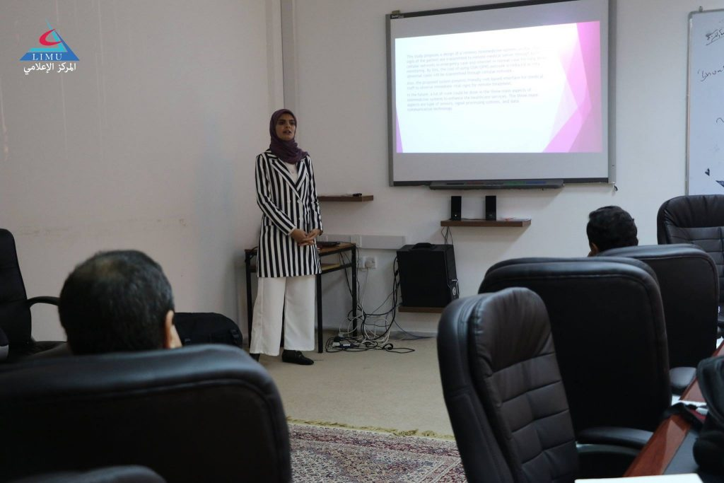 Faculty of Information Technology discusses graduation projects