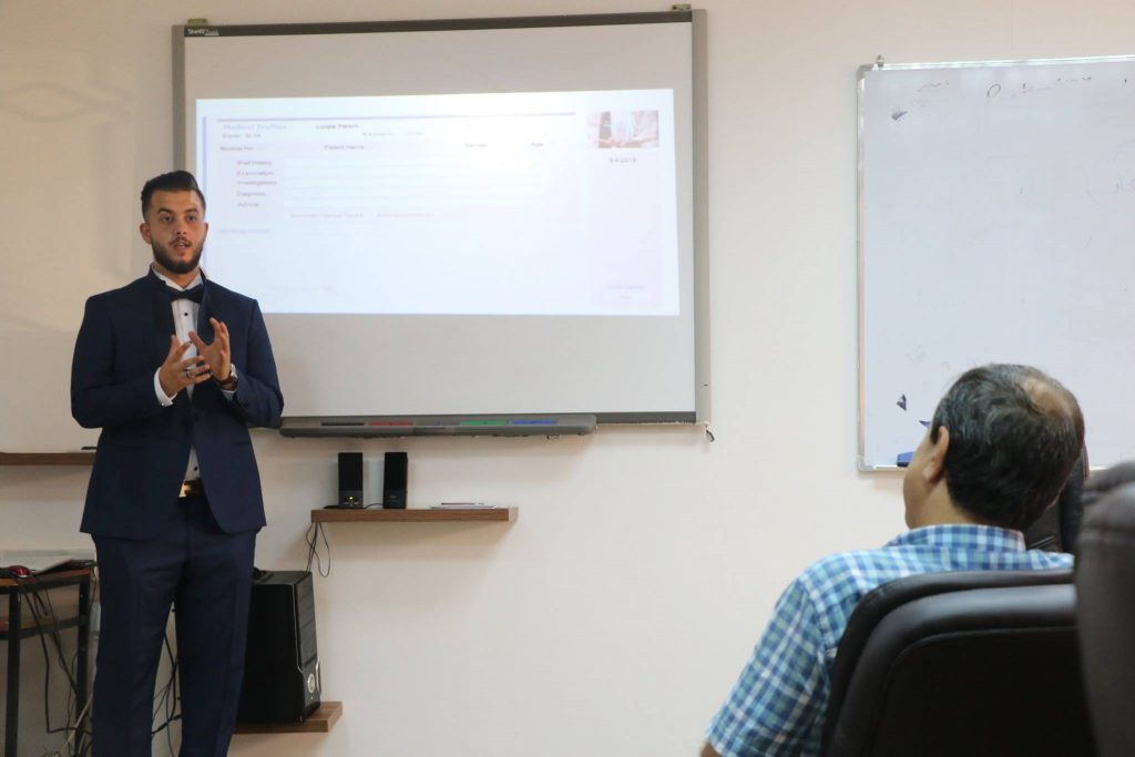 Information Technology Faculty concludes the discussion of graduate projects