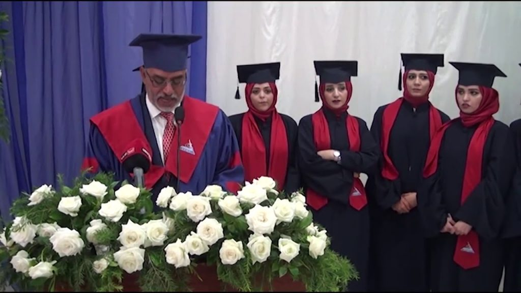 University's President Speech on Graduation Ceremony