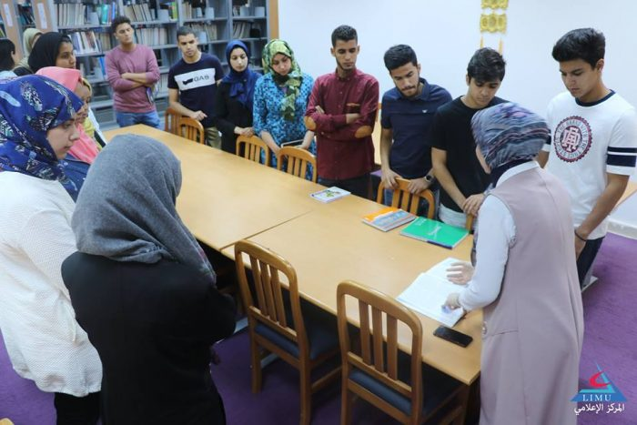 BMS faculty Continues its introductory week activities for new students