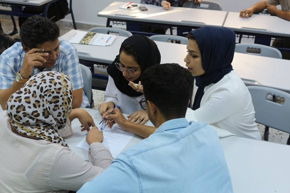 Pharmacy follows a new strategy in the education of students in the professional program