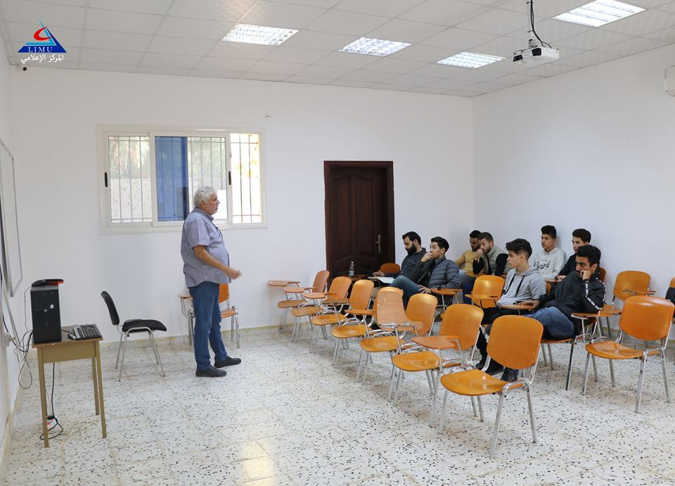 Business Administration faculty held a Seminar Session for it`s students
