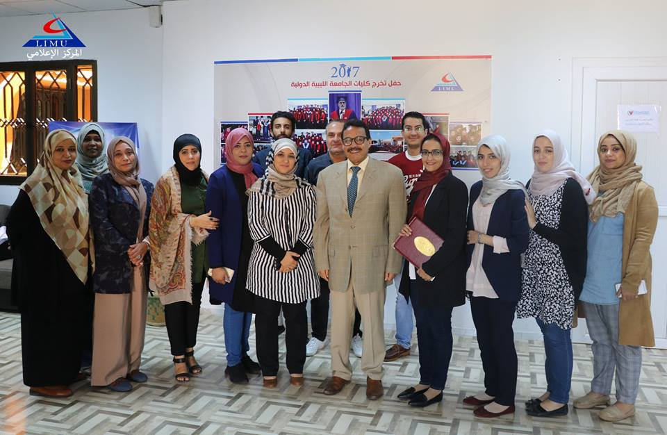Dentistry Faculty  holds a farewell ceremony