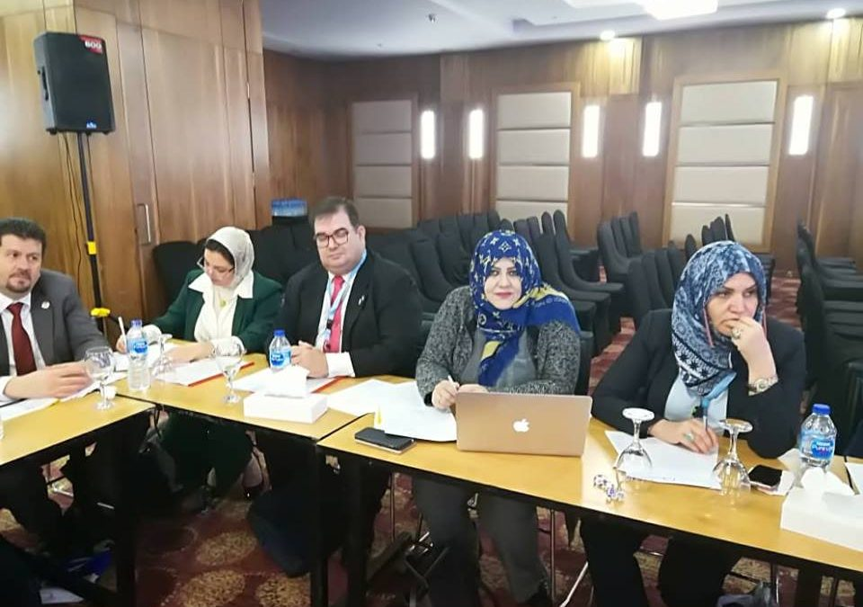 Faculty of Pharmacy participates in the 21st Conference of the Scientific Association of Faculties of Pharmacy in the Arab World