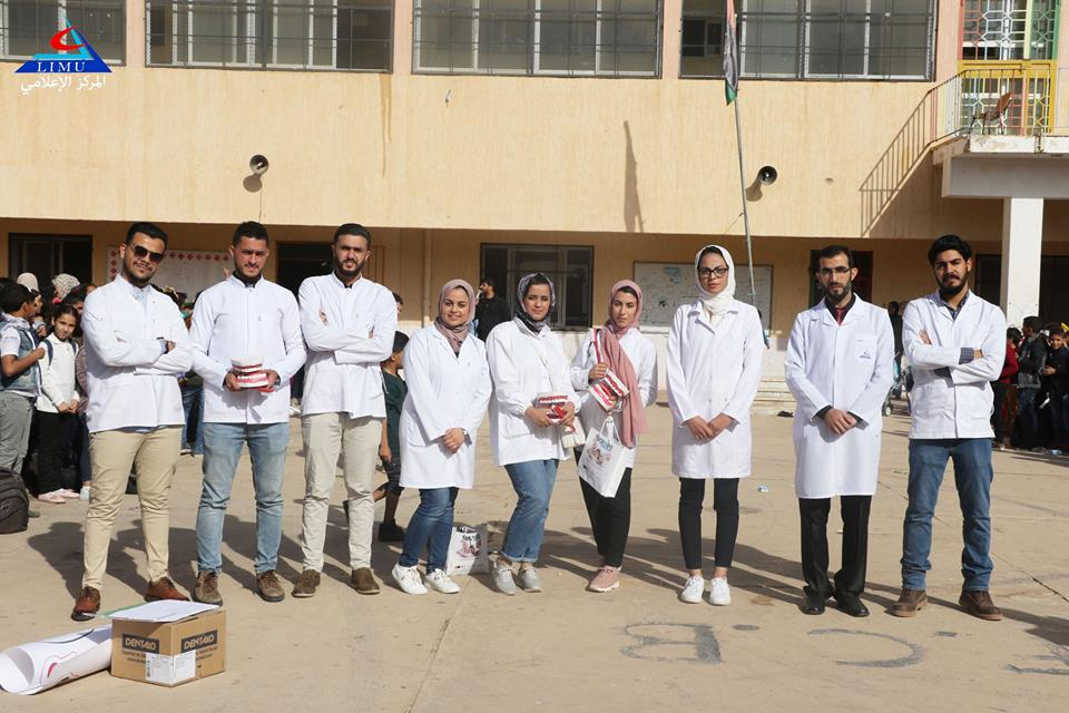 Faculty of Medicine and Oral and Dental Surgery Students awareness campaign
