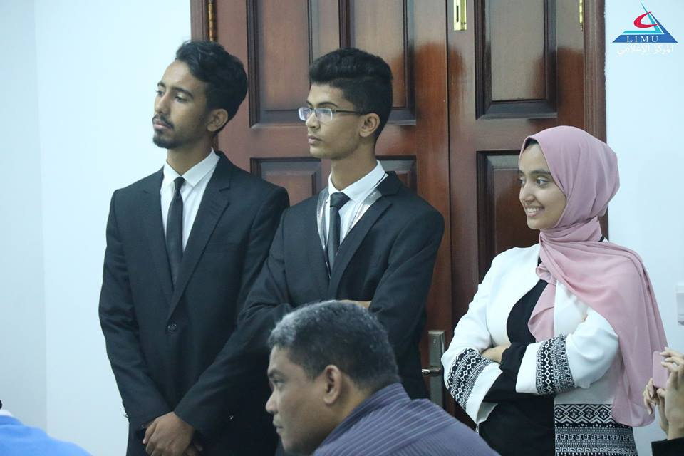 Basic Medical Sciences Faculty third year students Seminar