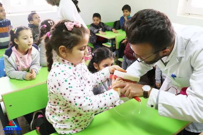 Faculty of Medicine and Oral Surgery continues its awareness Campaign for primary school students