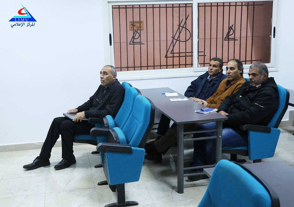 The University Training Center organizes a seminar on chemical security