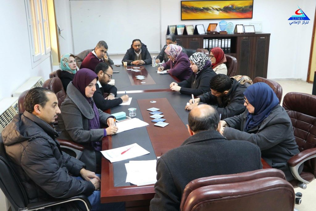 Faculty of Basic Medical Sciences Board Holds Its Weekly Meeting