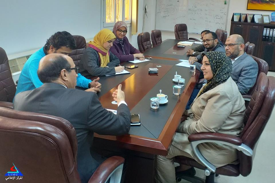 Cooperation proposal between BMS and Benghazi Chest hospital