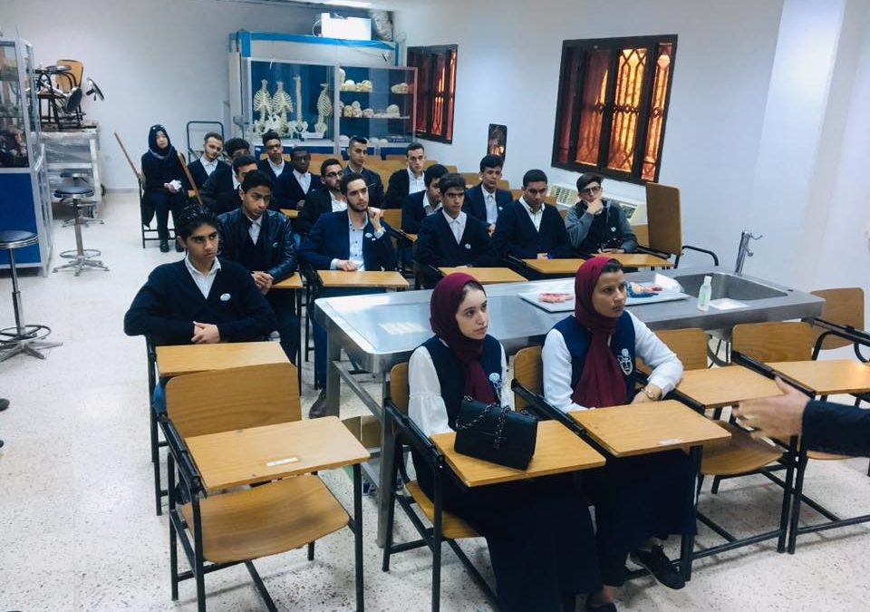 LIMU Welcomes High School Students