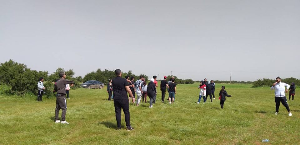 Pharmacy School Celebrated Physical Activity Day 2019