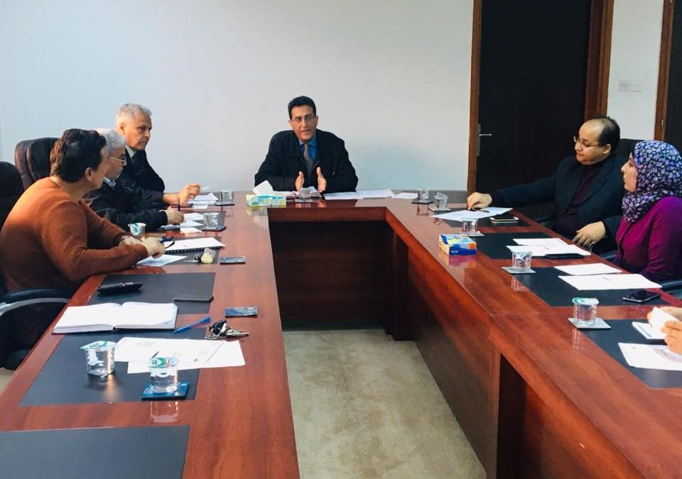 Faculty of Medicine Held Their Second Meeting For 2019