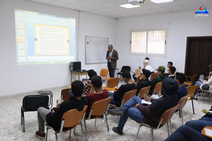 Business Administration Students Receive an Academic Writing Skills Course