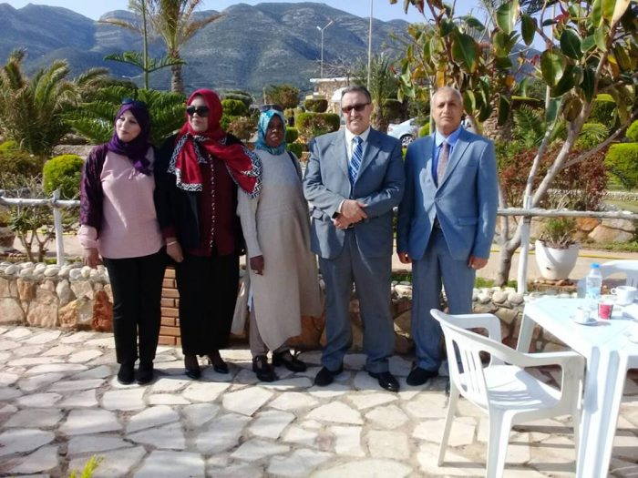 Central Bank of Libya Honors The University And One of Its Students