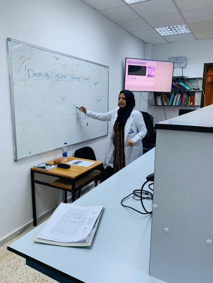 Simulation Experiments in Pharmacology by PharmD Students