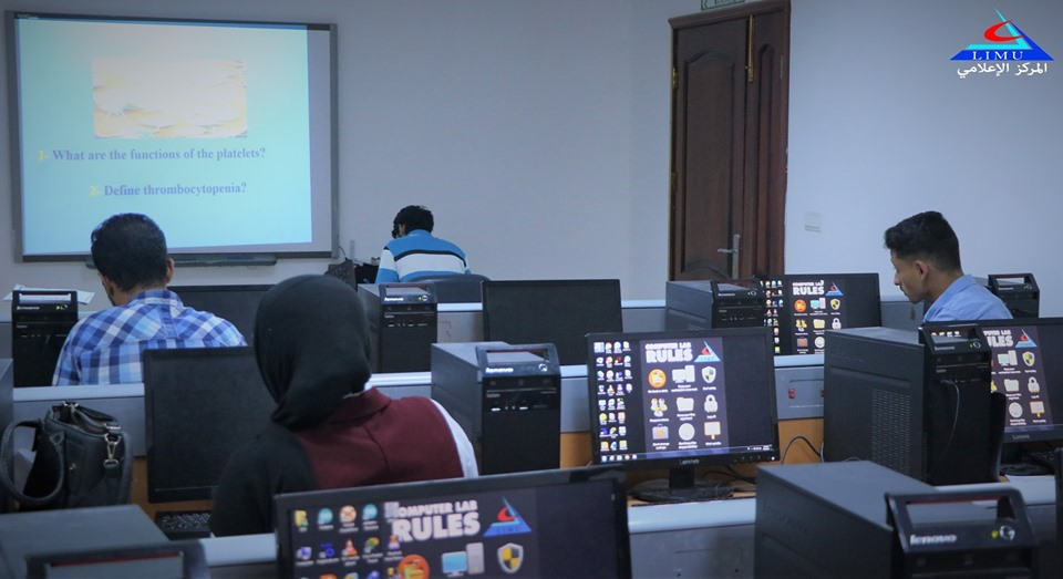 Faculty of Information technology Applies Slideshows Examination Method