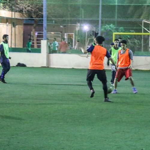 Libyan International Medical University Football League (6)
