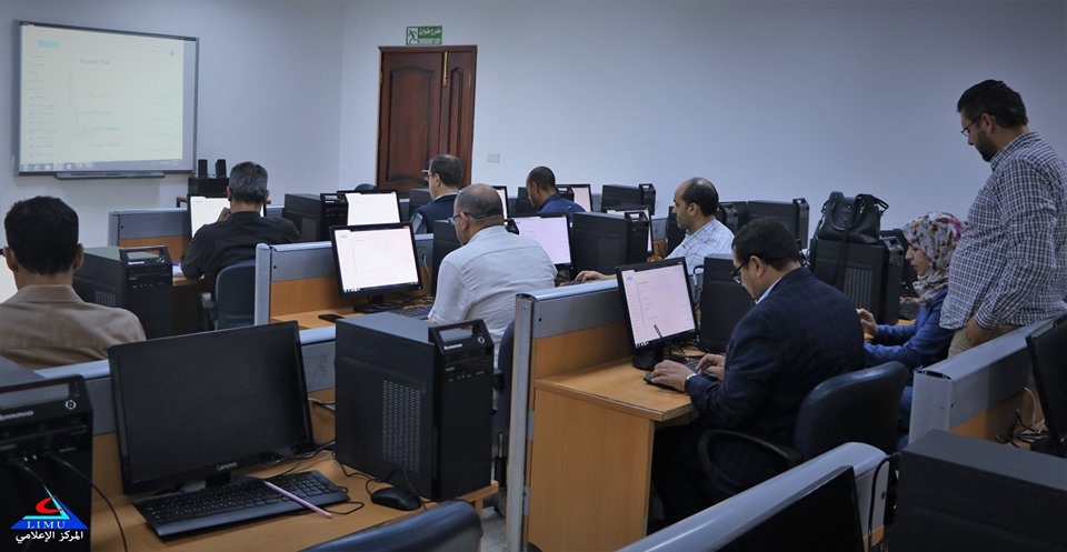 A Workshop For IT Faculty Members About The Moodle System