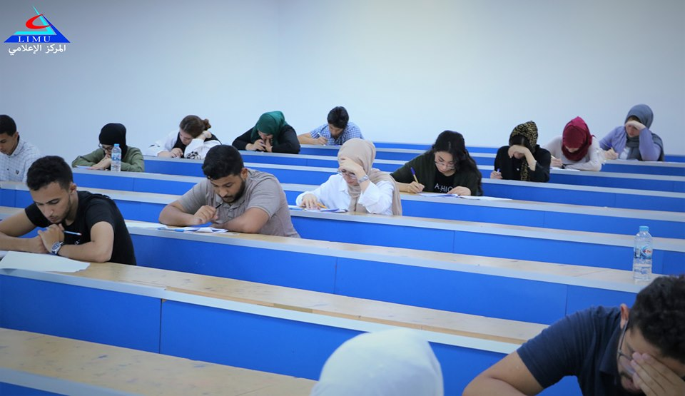 BMS Students Continue Their Final Exams