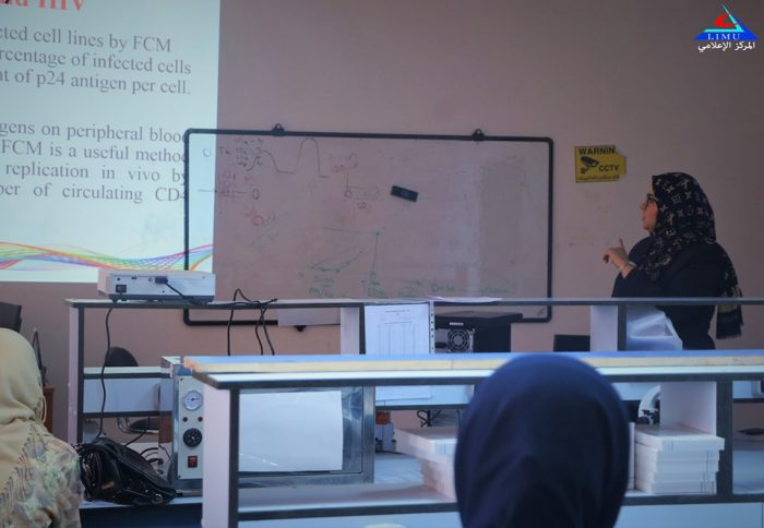 BMS lecture on flow cyclometer