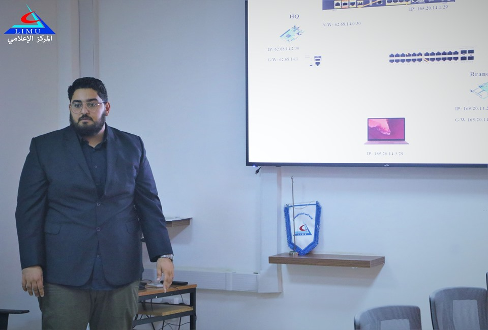 IT Faculty Students Discuss Their Graduation Projects