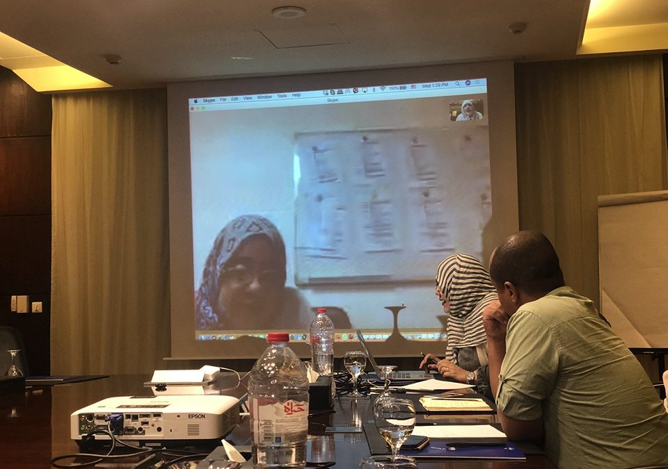 Meetings Of the Curriculum Consultancy Committee At The Faculty of Pharmacy 2019