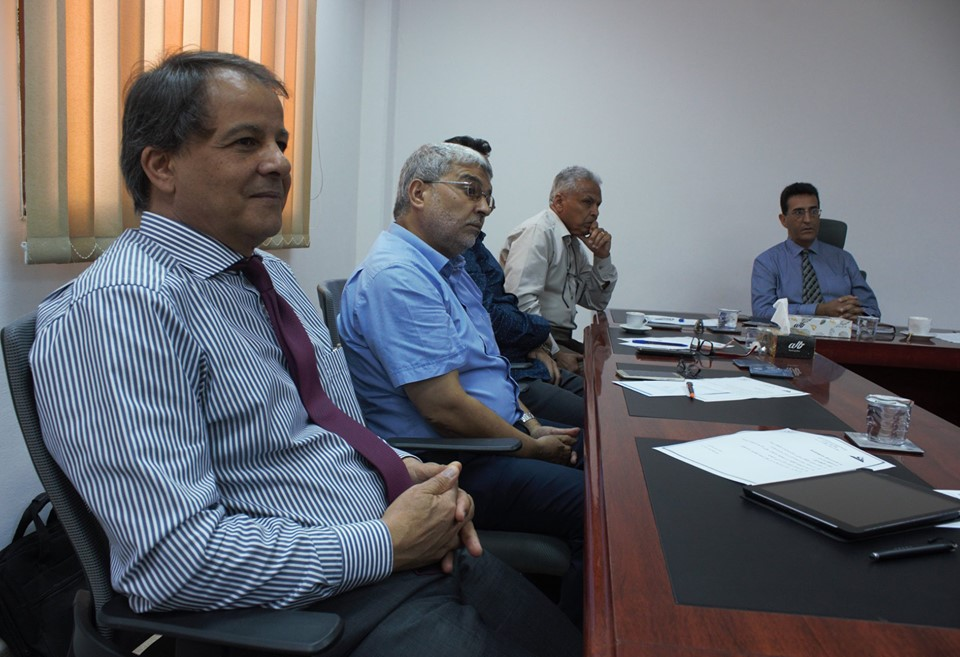 The Faculty of Medicine Council Held Their Seventh Meeting For 2019
