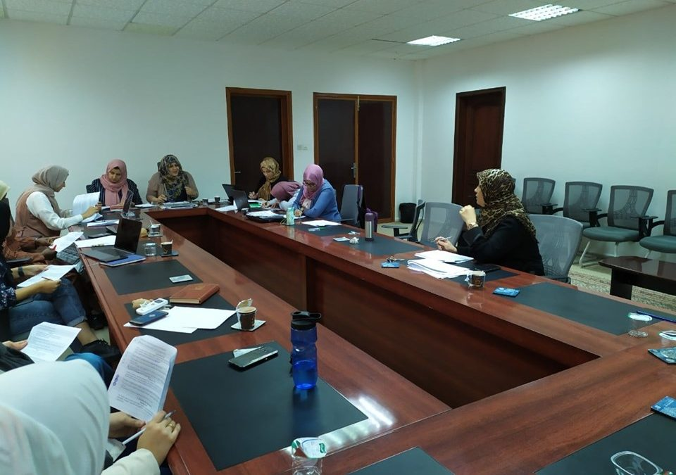 Steering Committee for International Accreditation Meetings Continue at the Faculty of Pharmacy